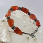 natural gemstone jewellery carnelian South Africa