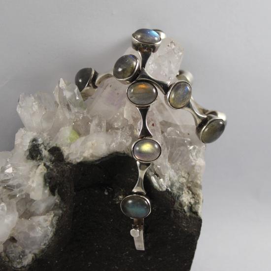 natural gemstone jewellery labradorite
