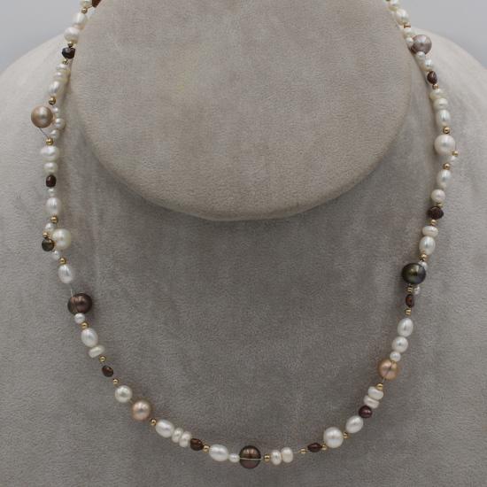 unique pearl necklace