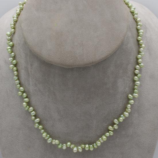 green pearl pearls